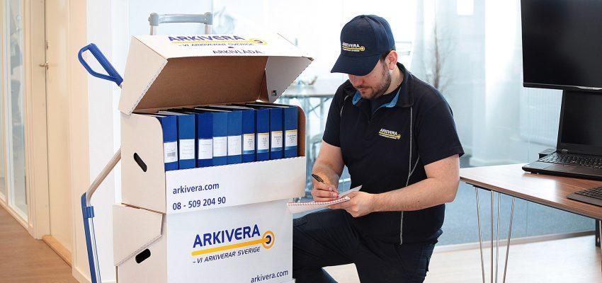 Arkivera Sverige löser era arkiveringsbehov.